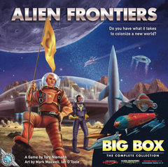 Alien Frontiers - Big Box