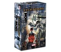 Marvel: Legendary Deck Building Game - Noir Small Box Expansion