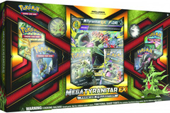 Pokemon Mega Tyranitar-Ex Premium Collection Box