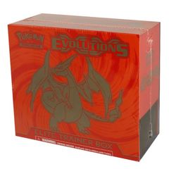 XY Evolutions Elite Trainer Box - Mega Charizard