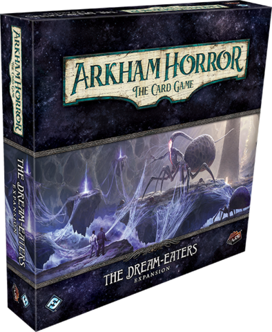 Arkham Horror LCG: The Dream Eaters Expansion
