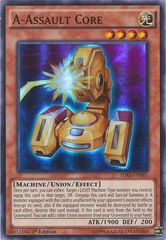 A-Assault Core - SDKS-EN001 - Super Rare - 1st Edition
