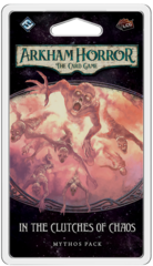 Arkham Horror LCG: In The Cluches of Chaos Mythos Pack