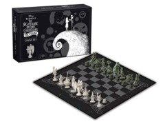 The Nightmare Before Christmas: Collector's Chess Set