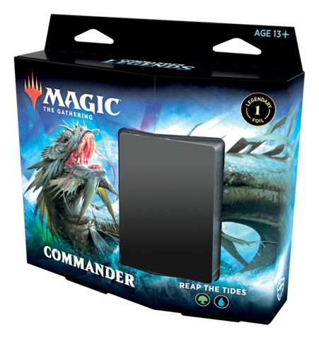 Commander Legends - Reap the Tides Deck (Trade Credit Restricted)