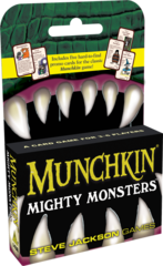 Munchkin Might Monsters