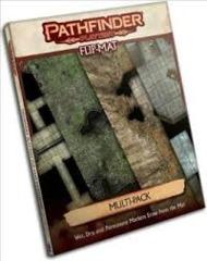 Pathfinder 2E Playtest Flip-Mat Multi Pack - Pathfinder