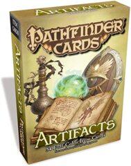 Pathfinder Artifact Cards