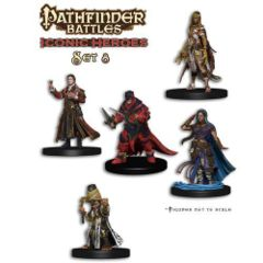 Pathfinder Battles: Iconic Heroes - Box Set 8
