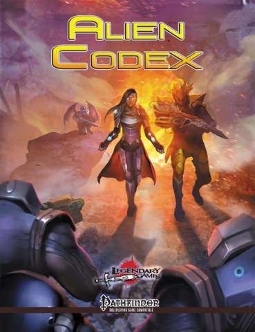 Alien Codex Pathfinder