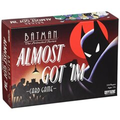 Batman Almost Got'im Card Game