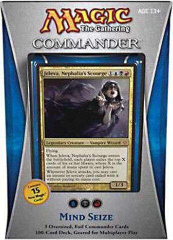 Commander 2013 - Mind Seize (JAPANESE)