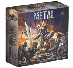 Metal Dawn Deluxe Edition