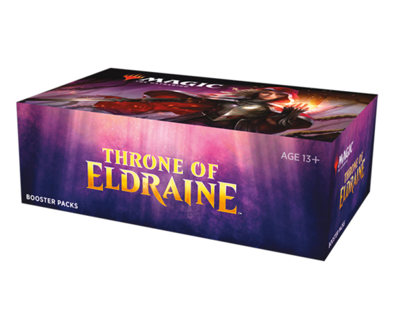 Throne of Eldraine Booster Box