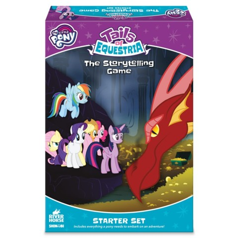 Tails of Equestria: RPG Starter Set
