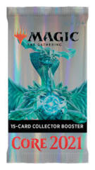 Core Set 2021 Collector Booster Pack