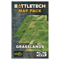 Battletech Map Set - Grasslands