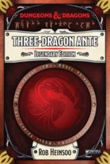 Three Dragon Ante: Legendary Edition