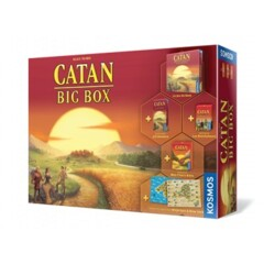 Catan Big Box (FRENCH)