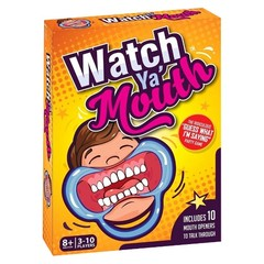 Watch Ya' Mouth!