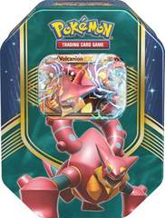 Battle Heart Tin - Volcanion EX