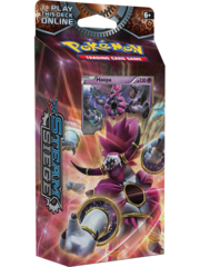 Steam Siege Theme Deck - Hoopa