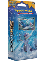 Sun & Moon Theme Deck - Primarina