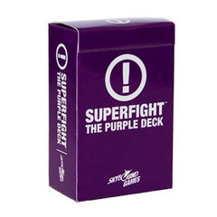Superfight!: The Purple Deck