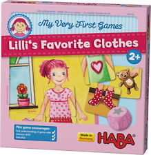 My Very First Games: Lilli's Favorite Clothes