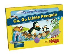 My Very First Games: Go, Go Little Penguin
