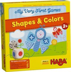 My Very First Games: Shapes & Colors