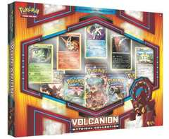 Mythical Collection - Volcanion