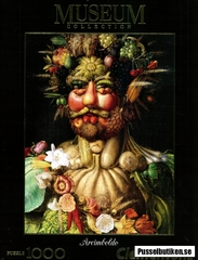 Clementoni: Museum Collection - Arcimboldo