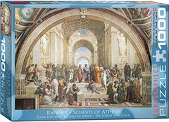 Eurographics: Raphael - School of Athens