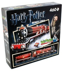Wrebbit 3D: Harry Potter - Hogwarts Express