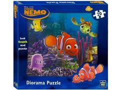 Finding Nemo: Diorama
