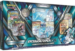 Premium Collection - Primarina GX