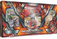 Premium Collection - Incineroar GX