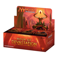 Hour of Devastation Booster Box