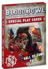 Blood Bowl: Special Play Cards - Hall of Fame Pack