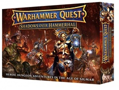 Warhammer Quest: Shadows over Hammerfall