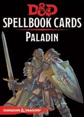Spellbook Cards: Paladin Deck