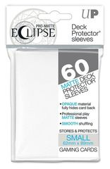 Ultra Pro: Pro Matte Eclipse White