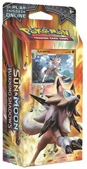 Burning Shadows Theme Deck - Lycanroc