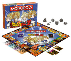 Monopoly: Dragon Ball Z