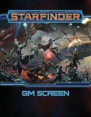 Starfinder GM Screen