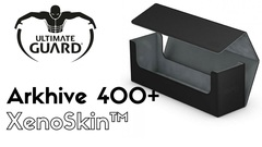 Ultimate Guard: Arkhive Box Xenoskin 400+ Assorted Colors