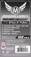 Mayday: Tarot 61mm x 112mm