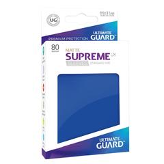 Ultimate Guard: Supreme UX MATTE Blue