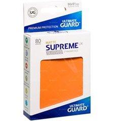 Ultimate Guard: Supreme UX MATTE Orange